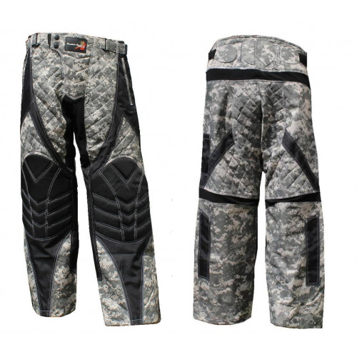 Paintball Hose ACU Digi Grey
