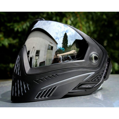 DYE I5 Thermal Paintball Maske (schwarz)