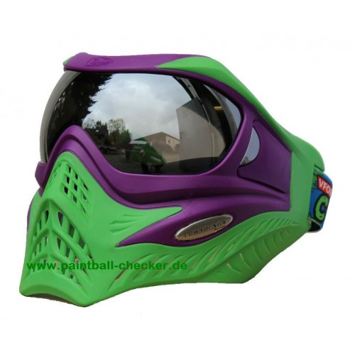 VForce Grill Cowabunga Purple Thermal Maske