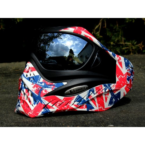 "VForce Grill ""Union Jack"" Thermal Paintball Maske"
