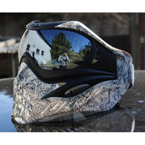 VForce Grill Viking Thermal Paintball Maske