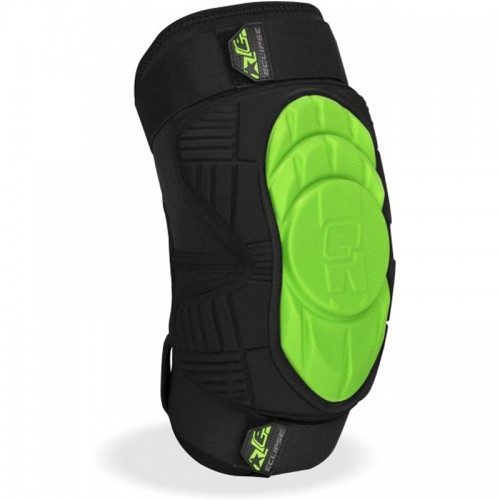 Planet Eclipse HD Core Knee Pads Green XXL