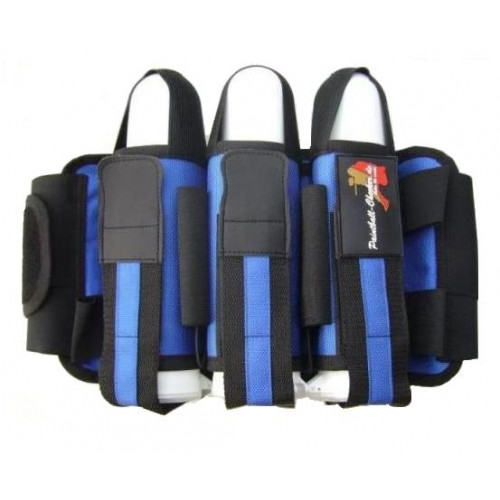 Paintball Battlepack 3+4 Blau