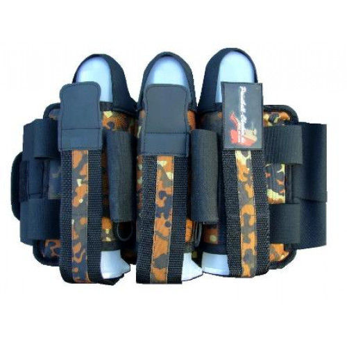 Paintball Battlepack 3+4 Flecktarn